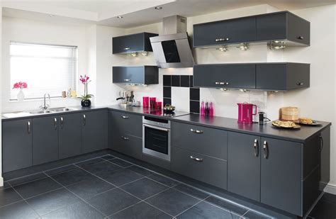 Arrange Kitchen Cabinets Tampa Anthracite Kitchen Fitted Kitchens From Betta Living