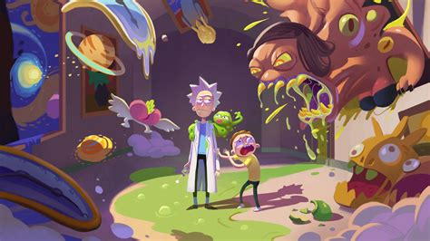 rick  morty morty smith  hd wallpapers hd