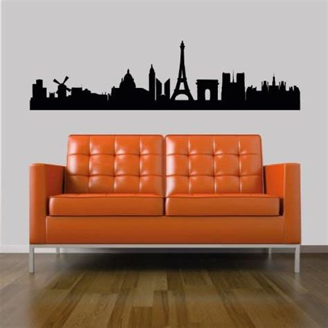 skyline wall sticker skyline wall sticker by wallboss wallboss wall