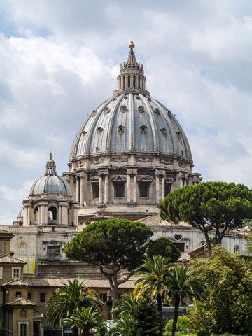 cupola michelangelo the cupola of st s basilica designed by