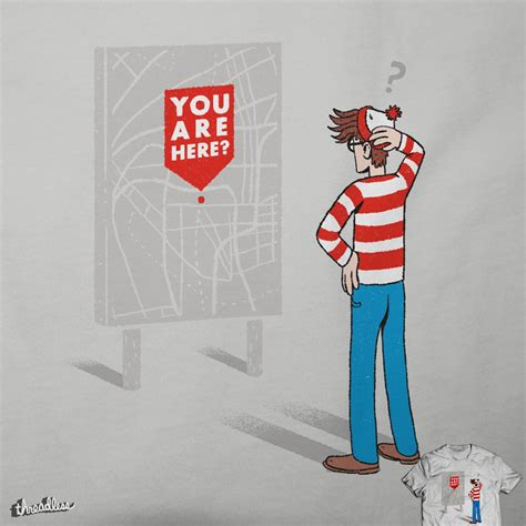 what of am i score where am i by lxromero on threadless