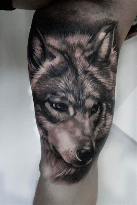 3d wolf tattoo 28 best 3d wolf images on