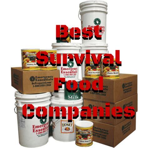best survival food best survival food companies surviveuk