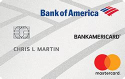 Change Bank Of America Credit Card Design