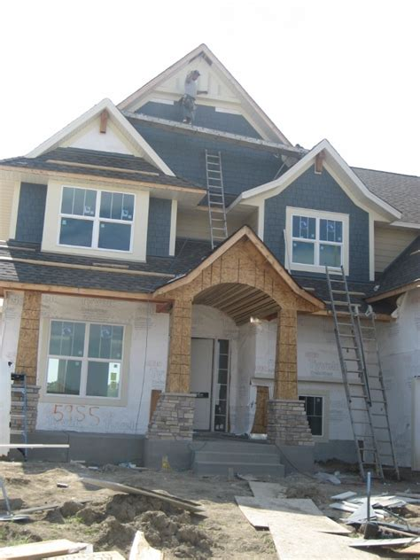 parade of homes model home in terra vista of plymouth mn