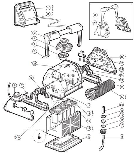 shark navigator parts diagram hayward navigator pool cleaner parts imageresizertool
