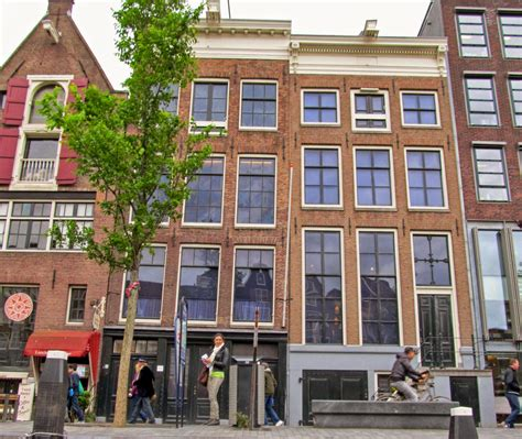 anne franks house most recent peek perfect days in amsterdam