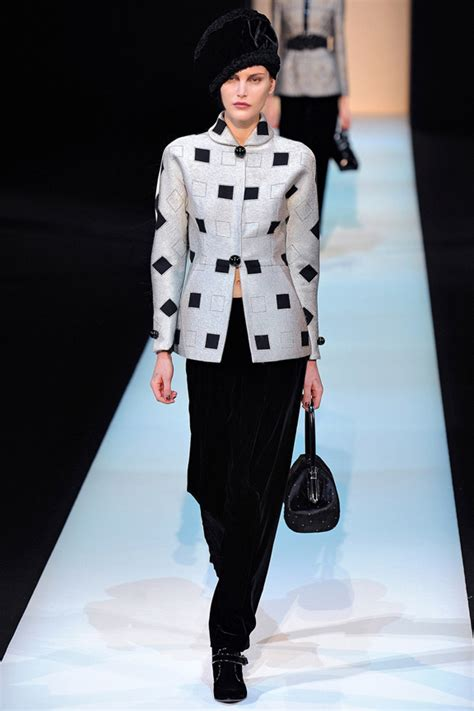 Catwalk To Carpet In Giorgio Armani by Giorgio Armani Fall Winter 2013 Searching For Style