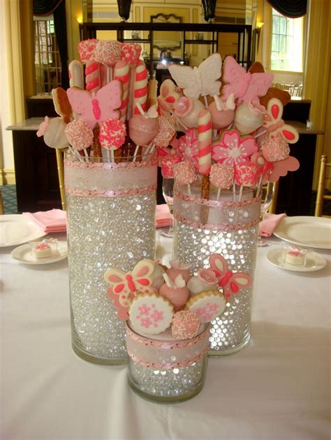 bridal shower cupcake toppers by a lollipop tree best 20 centerpieces ideas on theme centerpieces and