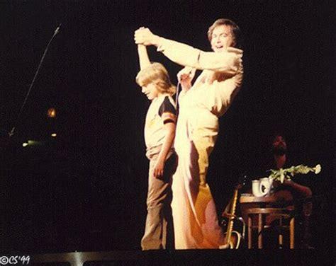 neil & jesse diamond chicago 1978