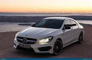 Mercedes C 45 Amg Ausmotive 187 New York 2013 Mercedes 45 Amg