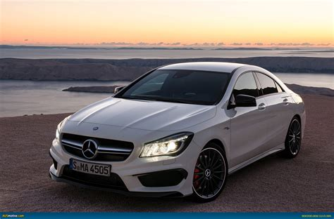 ausmotivecom  york  mercedes benz cla  amg