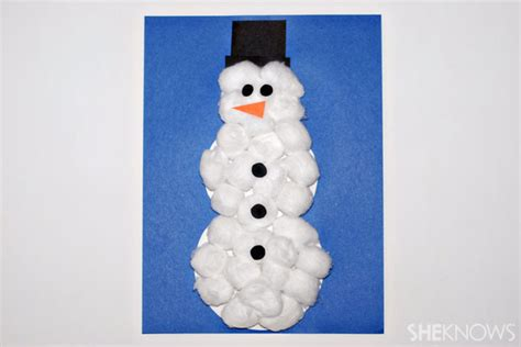 18 best photos of snowman crafts for toddlers snowman