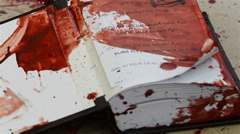 bloody book ynetnews news seven minutes of terror haunting accounts