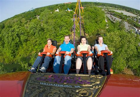 Busch Gardens Williamsburg Customer Service by Busch Gardens Williamsburg Tickets Discounts On Busch