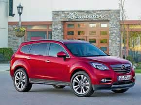 Opel Suv 2015 2015 Opel Antara News 2016 2017 Best Suv