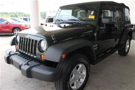 Used Jeep Wrangler For Sale Nc Used Jeep Wrangler For Sale Nc Cargurus