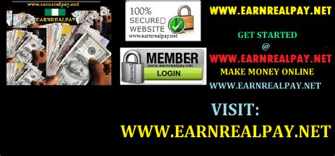 Make Money Online Guaranteed - make money online from nigeria into your local bank account guaranteed n470 000