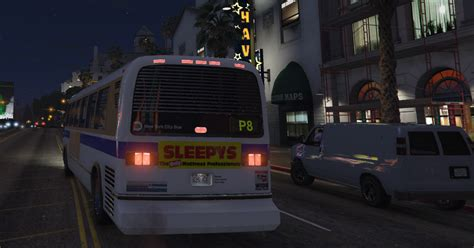 mod gta 5 bus nyc mta bus skin gta5 mods com