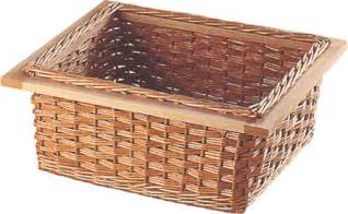 wicker baskets for 400 600 mm width cabinets 540 57 001