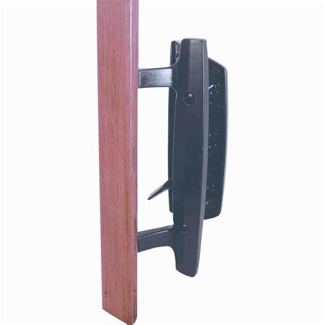 Patio Door Locks Home Depot Prime Line Mortise Lock Patio Door Handle C 1131 The Home Depot