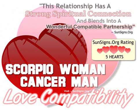 cancer men in the bedroom scorpio woman compatibility with men from other zodiac