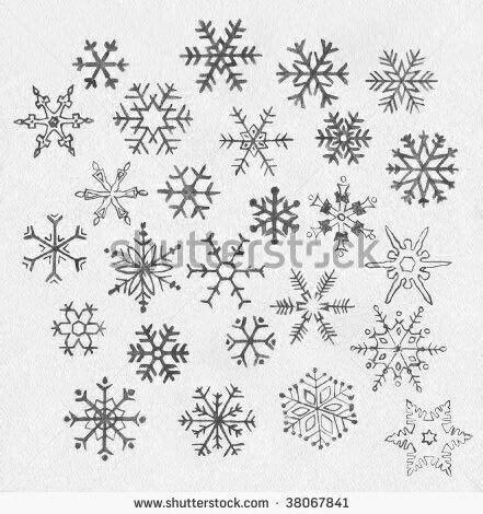 snowflake 1 tattoo ideas pinterest 스티치 눈 및 크리스마스