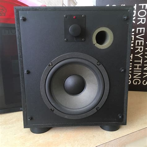 bw solid powerbass active subwoofer classifieds home