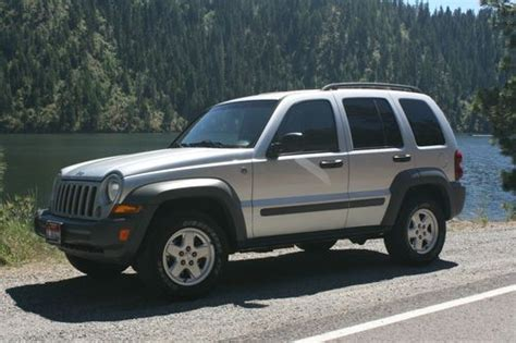 2005 Jeep Liberty Hitch Purchase Used 2005 Jeep Liberty Limited Sport Utility 4wd
