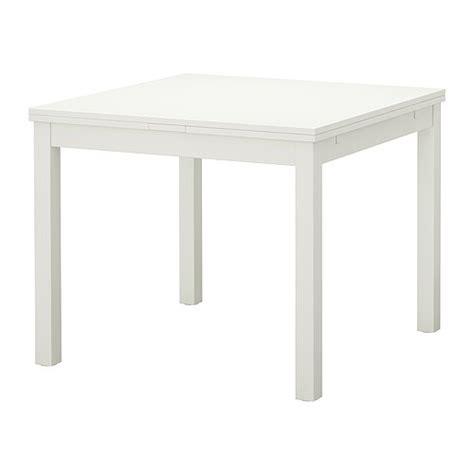 white ikea table bjursta extendable table white ikea