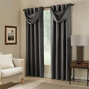 Top Of The Window Valance Paradise Room Darkening Grommet Top Window Curtain Panel
