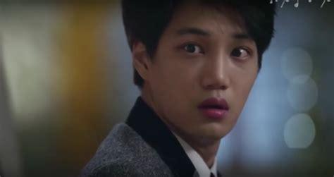 exo kai drama watch exo s kai shows comical acting in slightly morbid