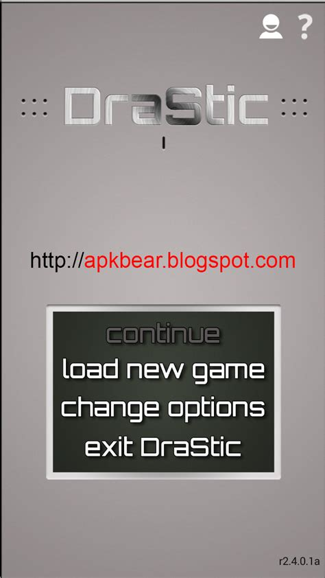 download drastic full version apk cracked drastic ds emulator r2 4 0 1a build 82 cracked apk