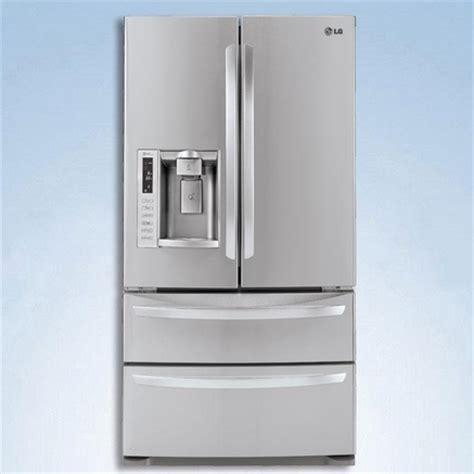 lg 4 door refrigerator lg 28 cu ft 4 door refrigerator with slim spaceplus