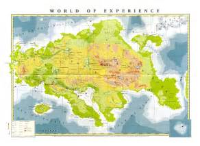 a m maps maps of invented lands the atlas of experience 2000