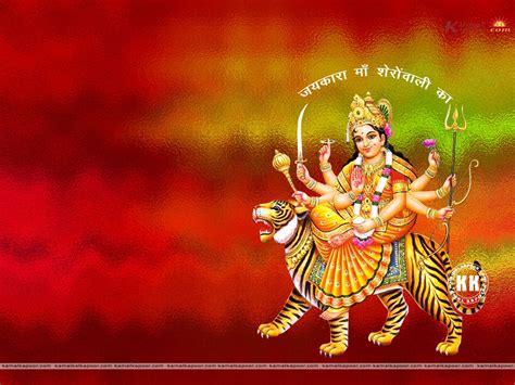 wallpaper cartoon durga bhagwan ji help me happy durga puja and navratri