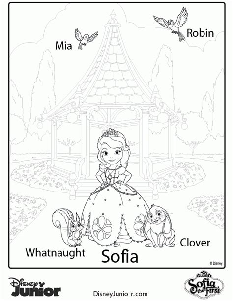 sofia coloring pages pdf search results 187 mewarnai gambar sofia coloring home