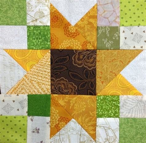 Sunflower Quilt Block Pattern by 17 Best Images About Quilting Sewing On