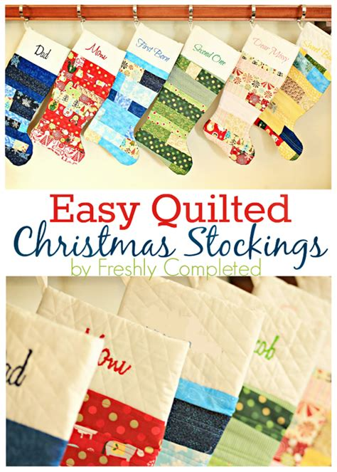 easy pattern for a christmas stocking free christmas stocking patterns bomquilts com
