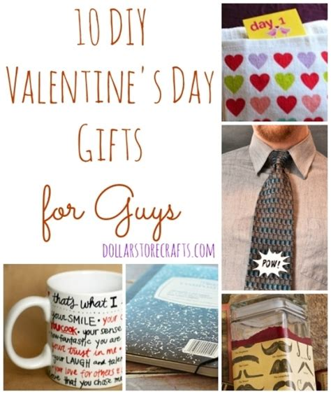 valentines diy gifts for husband diy s gifts for husband designcorner