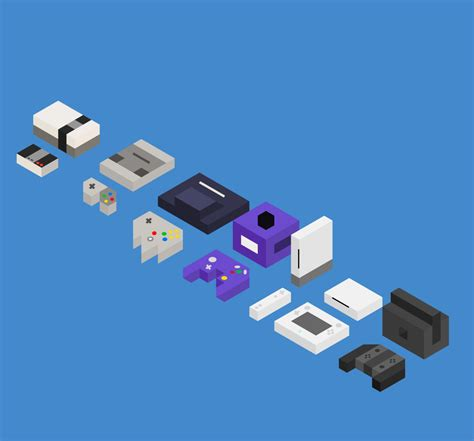 console evolution evolution of nintendo home consoles from the nes to the