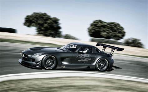Mercedes Sls Gt3 by Mercedes Sls Gt3 Wallpaper Hd Car Wallpapers Id 3100