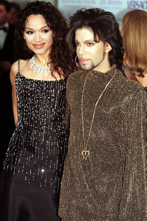 princes ex wife mayte garcia it was the most bizarre prince mayte garcia says vault combo was her measurements