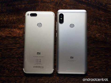Xiaomi Mi 5 Mi 5pro xiaomi redmi note 5 pro vs mi a1 miui takes on android