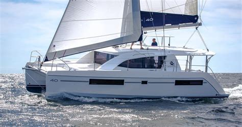 catamaran under 40 feet leopard 40 leopard catamarans us