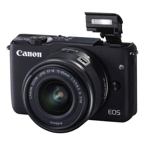 Jual Canon Eos M10 jual canon eos m10 black kit ef m15 45mm harga murah