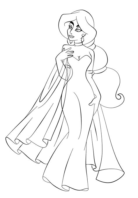 full page disney princess coloring pages full page princess coloring pages coloring home