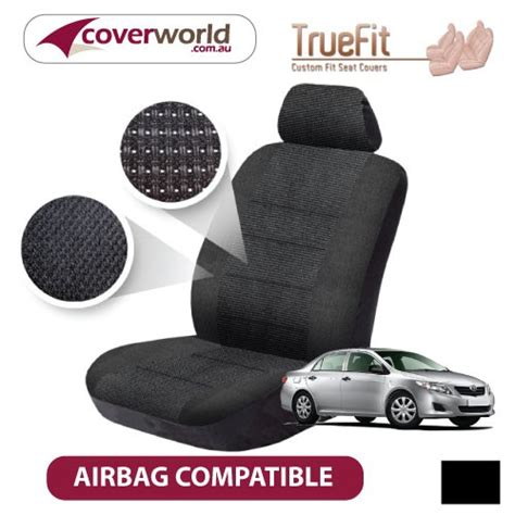 toyota corolla ascent sport 2014 seat covers toyota corolla sedan from 05 2007 to 10 2012 ascent