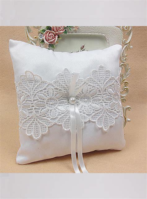cuscino porta fedi cuscino porta fedi sposa ricamato in pizzo elegante