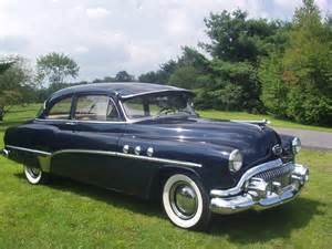1951 Buick Eight 1951 Buick Special Greatest Collectibles